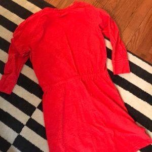 GAP Dresses - GAP drawstring cotton dress